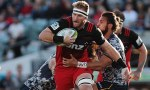 Kieran Read starts this weekend for the Crusaders