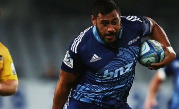 Patrick Tuipulotu will play his 5oth Super rugby game for the Blues this weekend