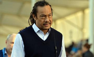 Blues head coach Tana Umaga is worried about his teams discipline