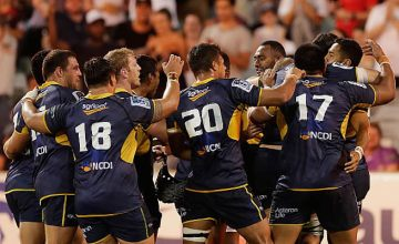 The Brumbies have qualified for the Super Rugby play offs