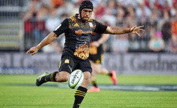 Charlie Ngatai will win his 50th Chiefs Super rugby cap this weekend