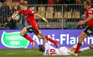 Colin Slade slips through the Reds defence in 2015