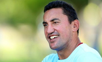 Daryl Gibson says the Waratahs can win the Australian Conference