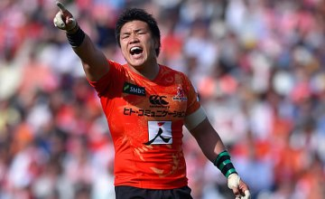 Harumichi Tatekawa takes over the Sunwolves captaincy