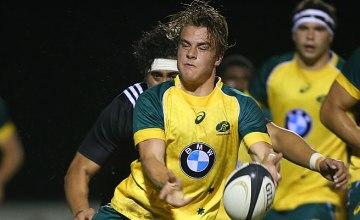 Jordan Jackson-Hope could make his Super Rugby debut this weekend