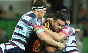 Liam Messam looks set to return for the Chiefs this week