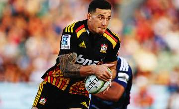 Sonny-Bill Williams will play Super Rugby for the Blues next season