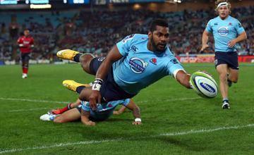 Taqele Naiyaravoro will return to the wing in Super rugby this weekend