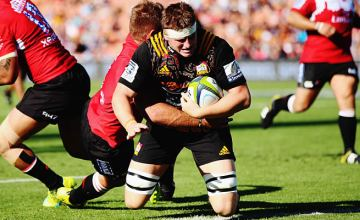 Tom Sanders comes into the Chiefs starting side