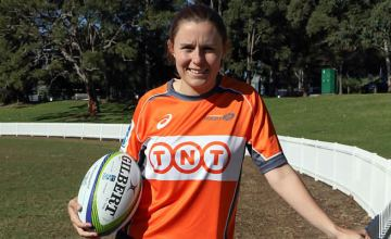 Amy Perrett will be the first female Super Rugby referee