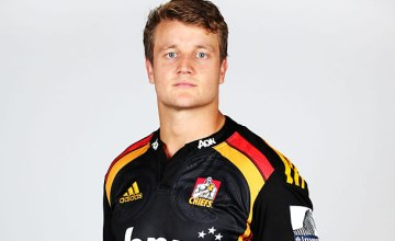 Michael Allardice will continue to playing Super rugby for the Chiefs