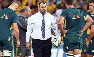 Michael Cheika says he will largely stick with his starting XV
