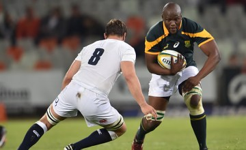 Oupa Mohoje has committed to the Cheetahs for two years
