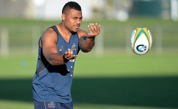 Samu Kerevi will make his Wallabies debut on Saturday