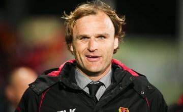 Scott Robertson has been named Crusaders head coach for next season