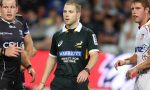 Super rugby referee Angus Gardner