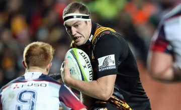 Brodie Retallick will be rested this weekend in Super rugby