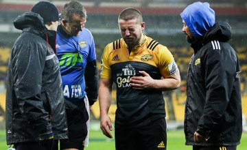 Dane Coles was practiciing his line out throwing on Friday at Westpac Stadium
