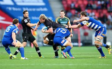 Jacques Engelbrecht attacks the Stormers in 2013