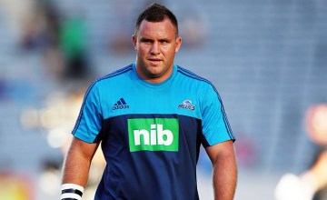 Blues hooker James Parsons wins his 100th Super rugby cap this weekend