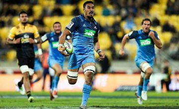 Jerome Kaino hits a milestone against the Hurricanes this weekend