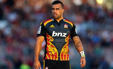 Former captain Liam Messam cannot play again this season for the Chiefs