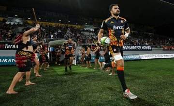 Liam Messam has been named in the Chiefs team