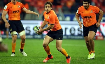 Nicolas Sanchez will run the Jagauares backline against the Highlanders