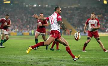 Quade Cooper has committed to Australian Rugby until 2019