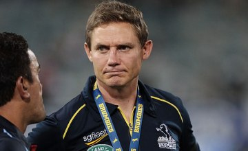 Brumbies head coach Stephen Larkham says they deserved to win