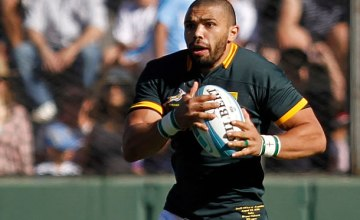 Bryan Habana is back in the Springbok squad