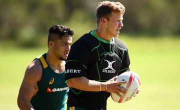Cameron Clark will play Super Rugby for the Waratahs
