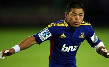 Fumiaki Tanaka will play Super Rugby for the Sunwolves in 2017