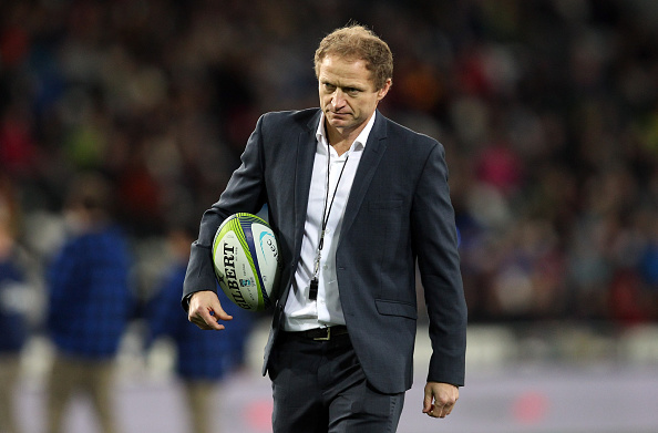 Highlanders super rugby head coach Tony Brown