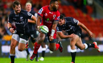 Samu Kerevi has been named Reds Super rugby captain