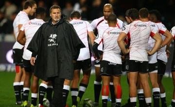 Sharks Super Rugby coach Robert du Preez