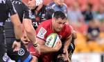 Reds player George Smith make his first Super rugby start this season