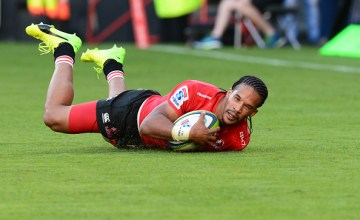 Courtnall Skosan will play his first Super rugby match for the season this weekend