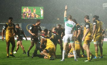 The Chiefs beat the Hurricanes in Super Rugby Round 3 earlier this year