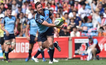 Bernard Foley returns for the Waratahs