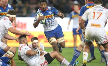 Sikhumbuzo Notshe makes his first Super rugby start this season