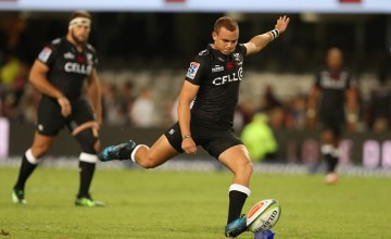 Curwin Bosch had an excellent day with the boot as the Sharks beat the Lions 19-16 to open their Super Rugby Unlocked campaign at Kings Park, Durban