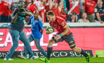 Jaco Kriel will miss the rest of the Super Rugby season