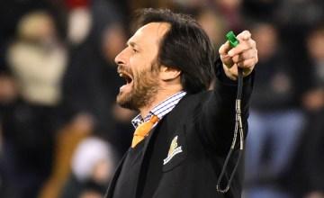 Raul Perez, head coach of Jaguares g
