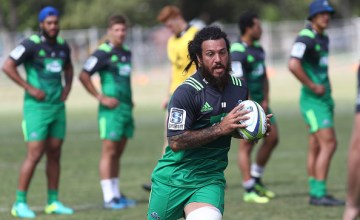 Rene Ranger returns for the Blues this weekend in Super Rugby
