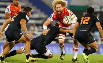 Willem Britz of Sunwolves