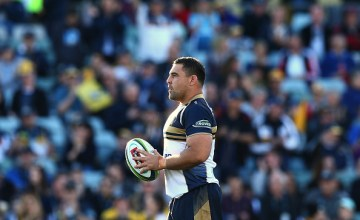 Josh Mann-Rea will become the equal oldest Australian to play Super Rugby when he comes on.