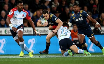 Ben Smith will become the most capped Highlanders player in Super Rugby