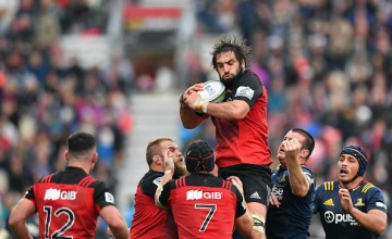 Samuel Whitelock returns to lead Crusaders