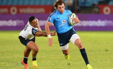 Burger Odendaal will take over the Bulls captaincy